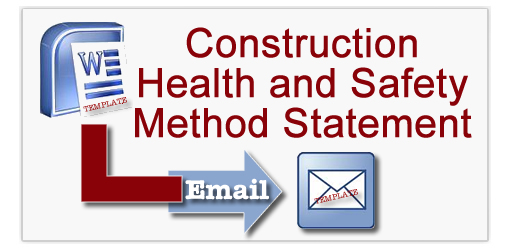 Construction Health and safety Method Statement Templates