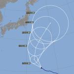 台風20号(2015)