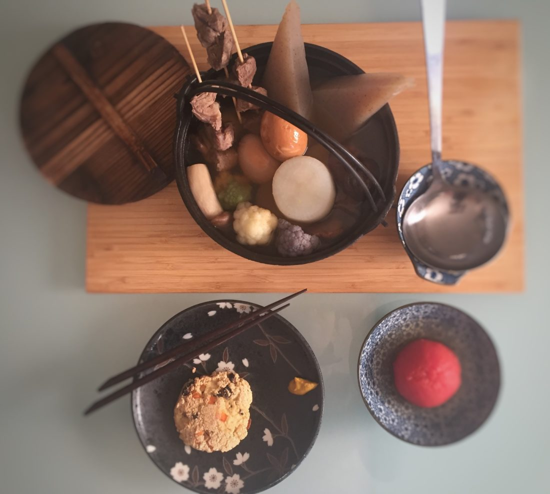 Cucina Giapponese Oden Oden