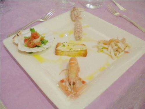 ristorante-pesce-fresco-conchiglia-doro-pineto-antipasti-offerta