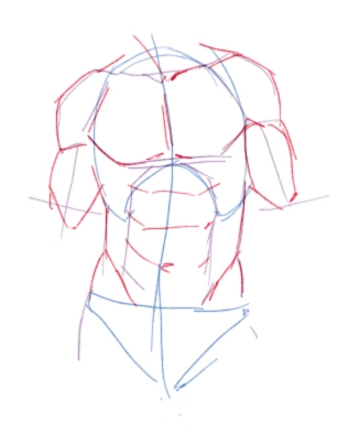 Katsh and Her Quick Topless Male Tutorial