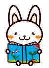 Animal Series to reading 読書する動物シリーズ3