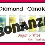 Diamond Candle Bonanza Giveaway Event Ends August 24, 2012