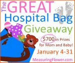 The Great Hospital bag