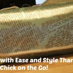 Travel with Ease and Style Thanks to The Chick on the Go!