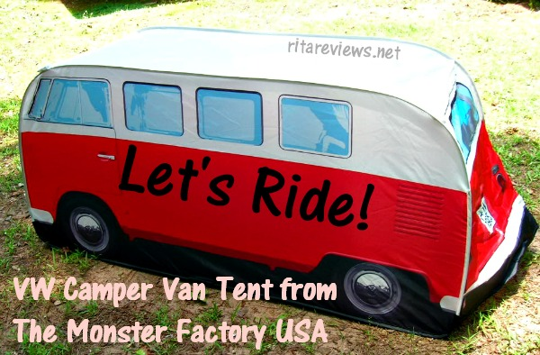 VW Camper Van Tent from The Monster Factory USA