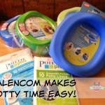Kalencom Makes Potty Times Easy