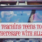 Teaching Teens to #GetThereSafe With @Allstate #DiMe