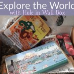 Explore the World with Hole in Wall Box