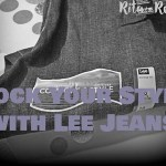 Rock Your Style with Lee Jeans