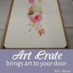 Art Crate Brings Art to Your Door
