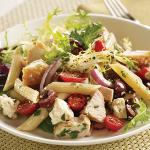 Med Turkey Pasta Salad