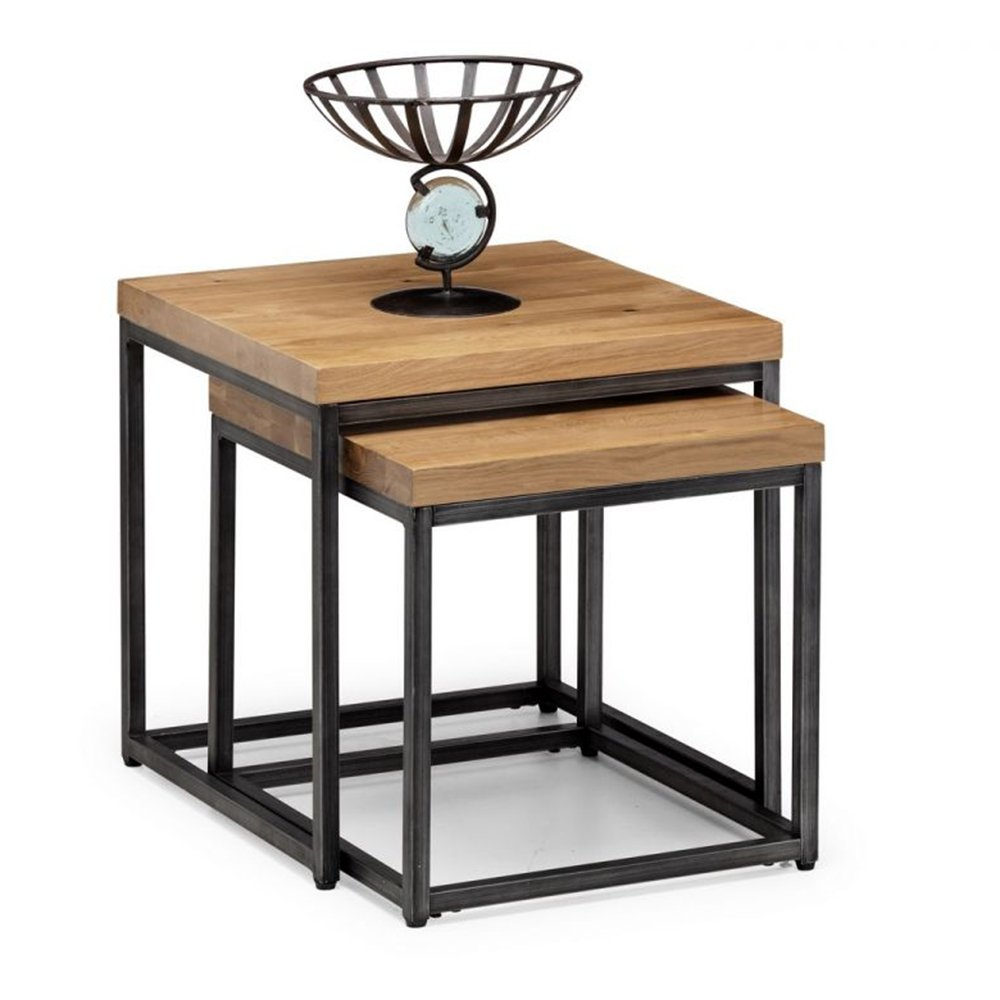 Glass Lamp Tables Ireland Brooke Nesting Lamp Tables Rite Price Furniture Flooring