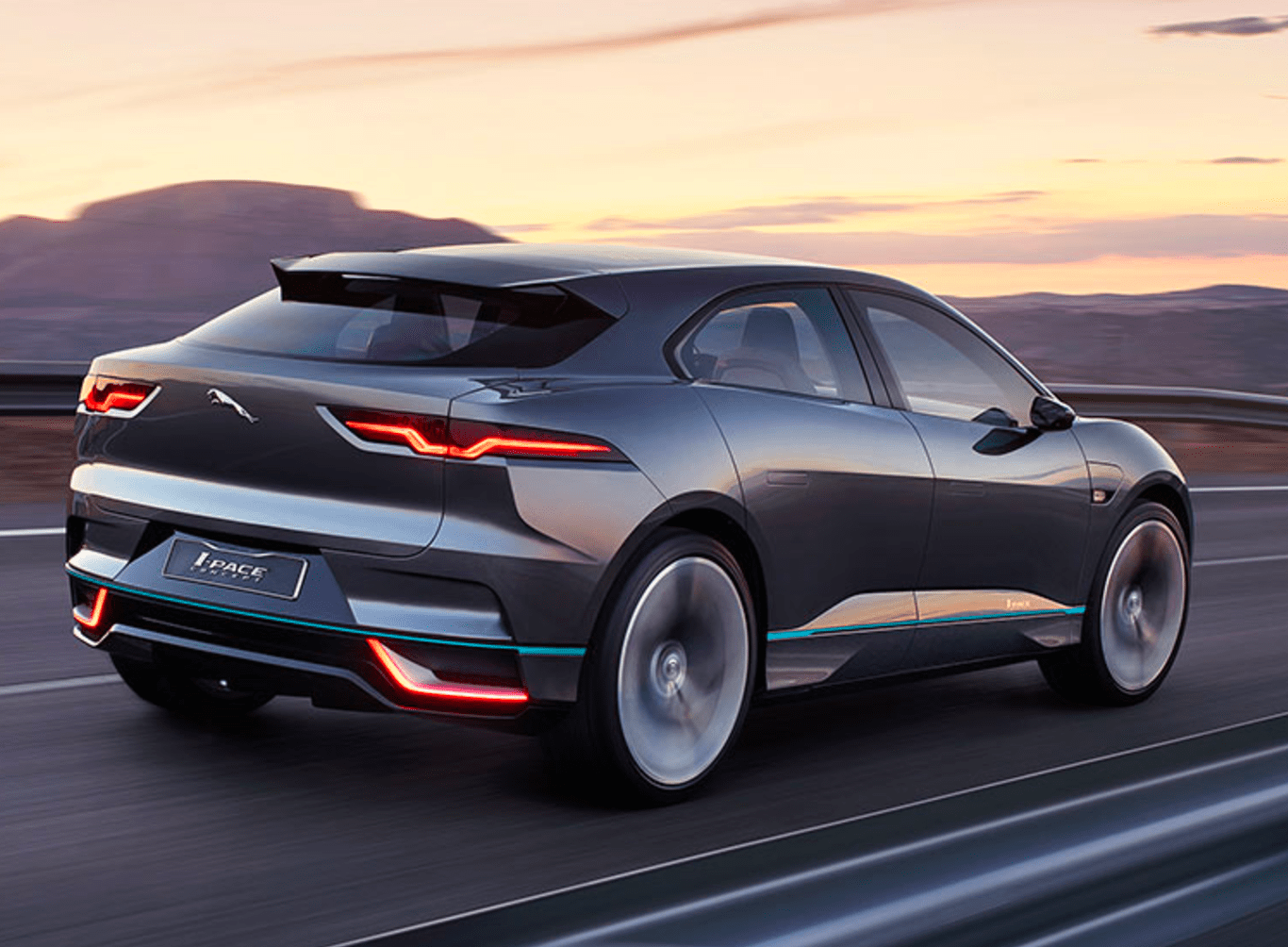 Jaguar Suv Price Uk Jaguar I Pace Suv Electric Concept Anirudh Sethi Report