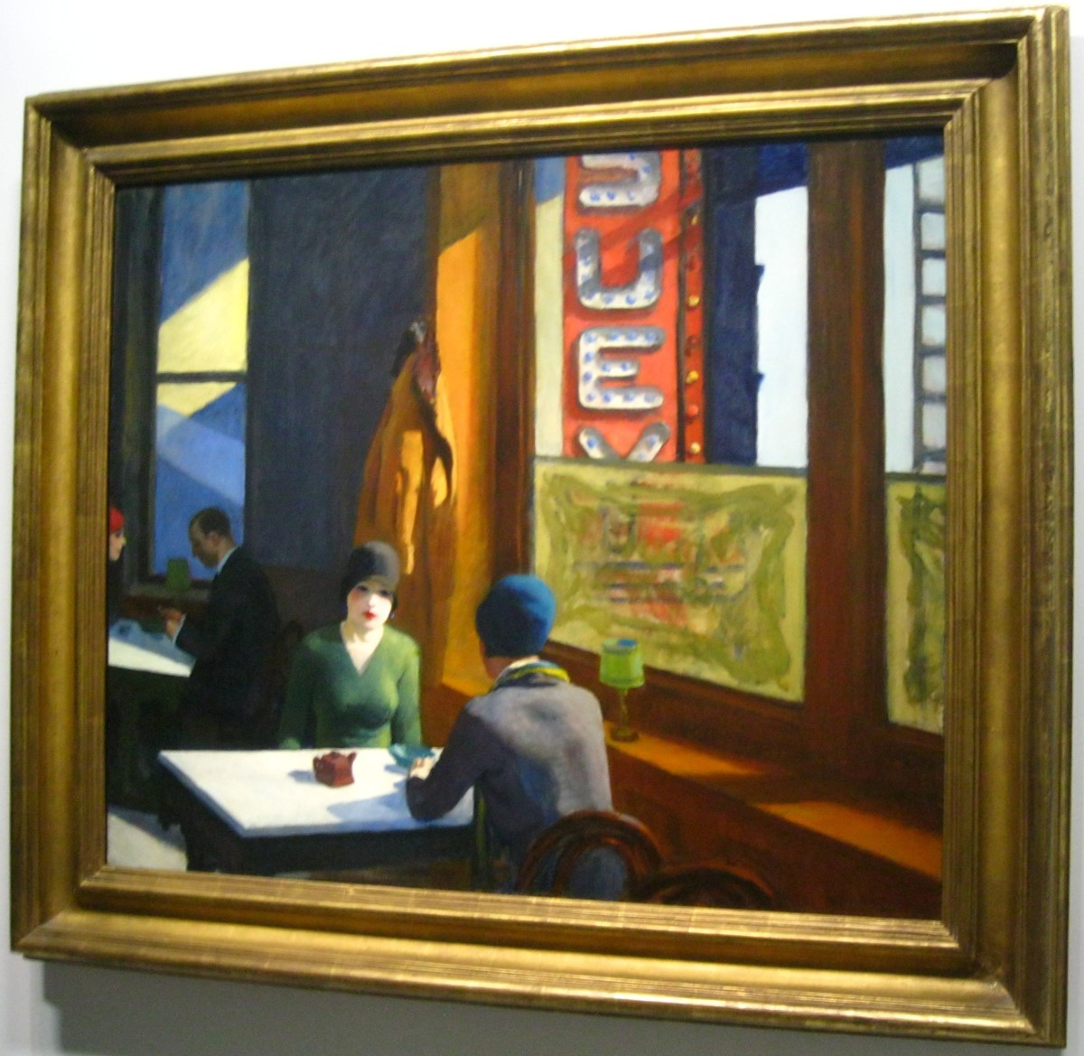 La Chambre A New York Edward Hopper Edward Hopper At The Grand Palais In Paris Impressions Of