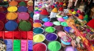 Colours of Holi