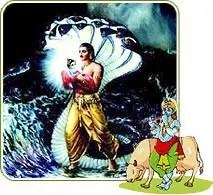Birth of Shri Krishna