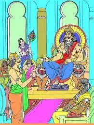 Vibheeshana and Ravana