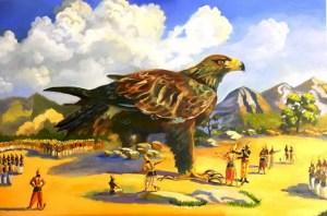 Sampati - The vulture king