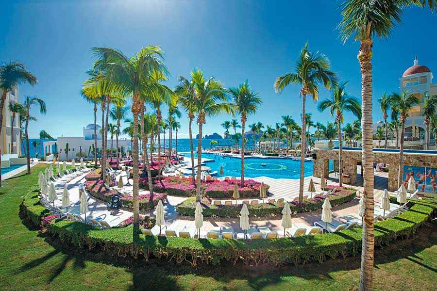 Hoteles Piscina Hotel Riu Palace Cabo San Lucas | All Inclusive Hotel Los