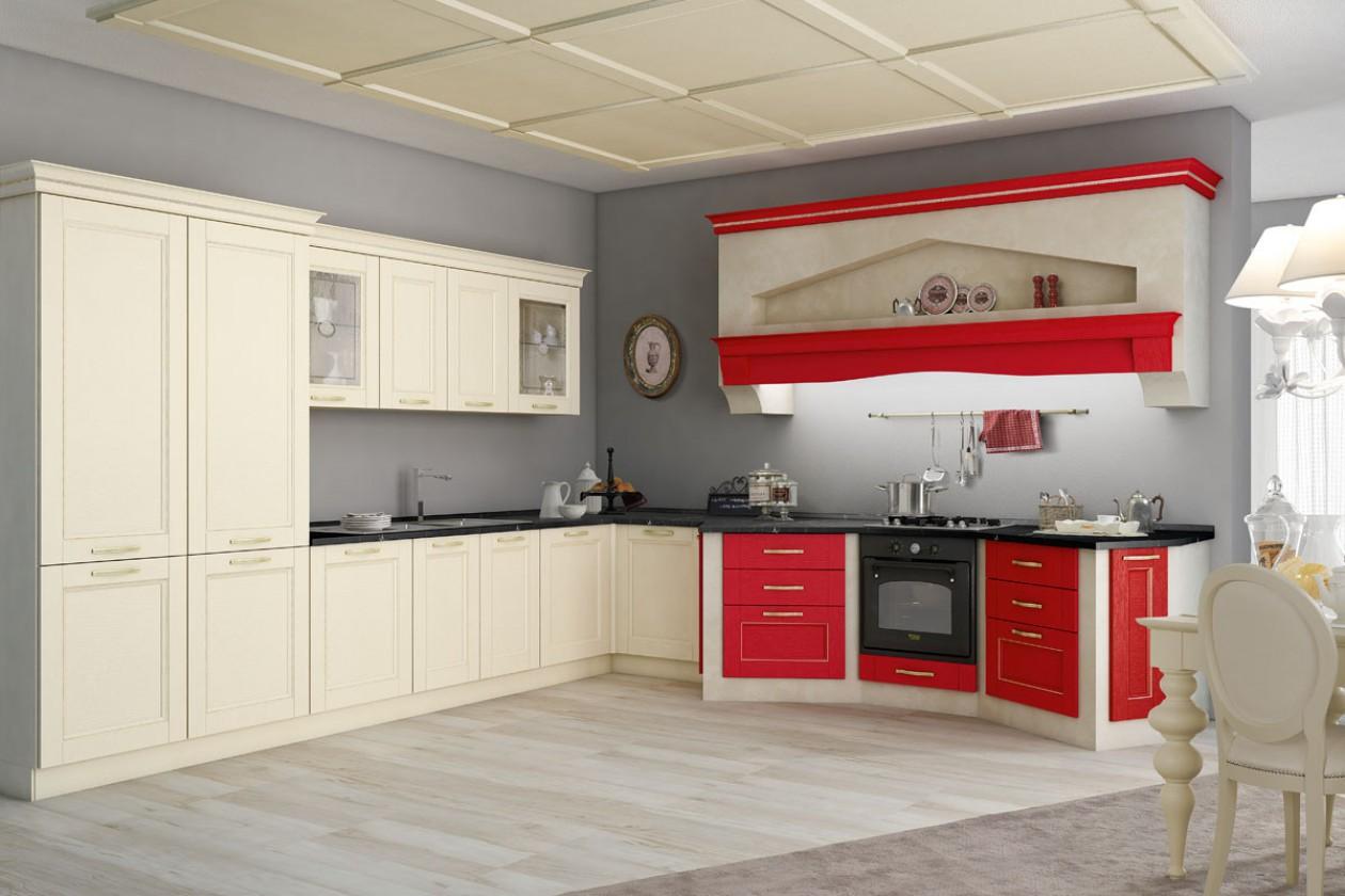 Cucina Classica Spar   Unico Cucine Spar Idee Per La Casa