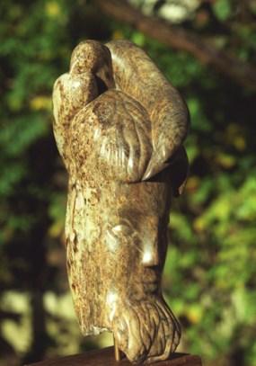 Trinité - sculpture de Dominique Rivaux