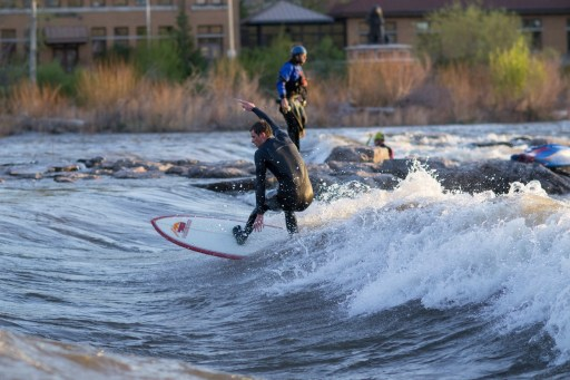 Missoula surfing