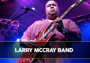 Larry McCray Band
