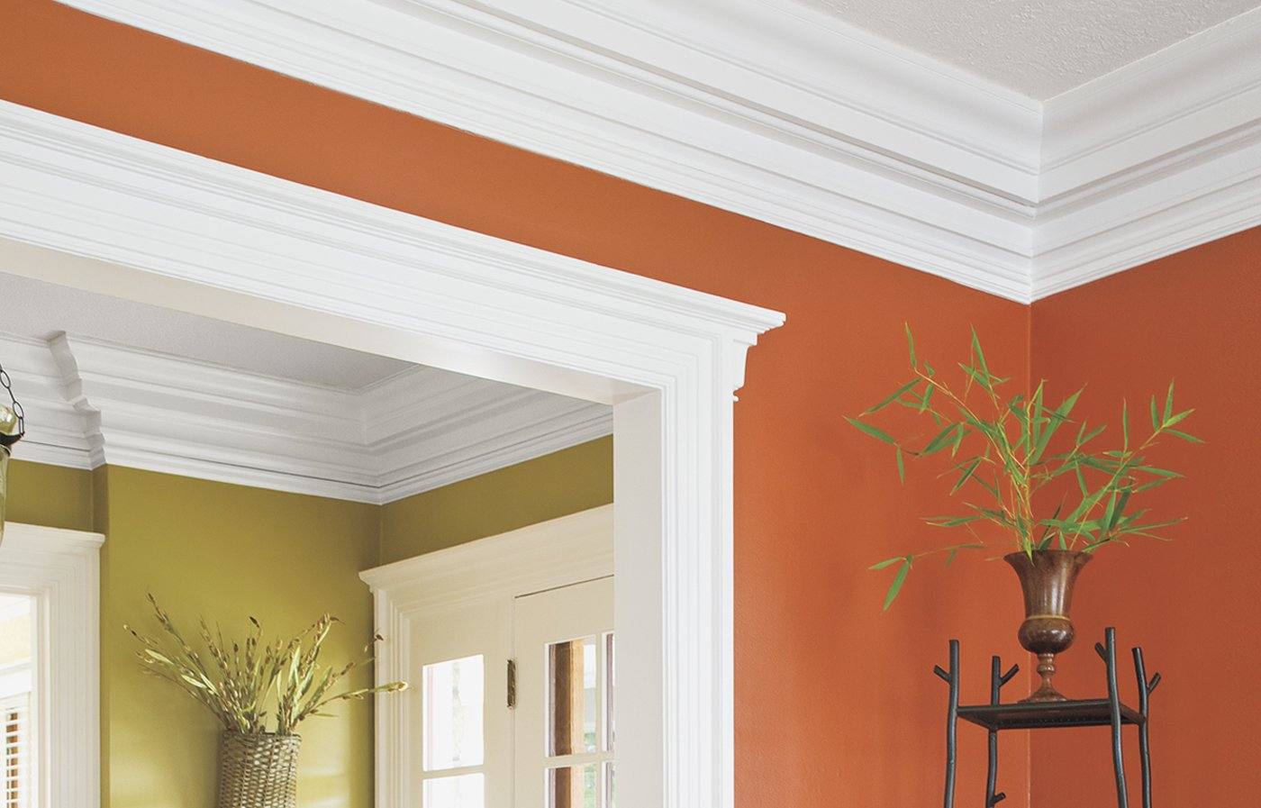 Crown Molding Ideas The Ways Crown Molding Can Improve Your New Home