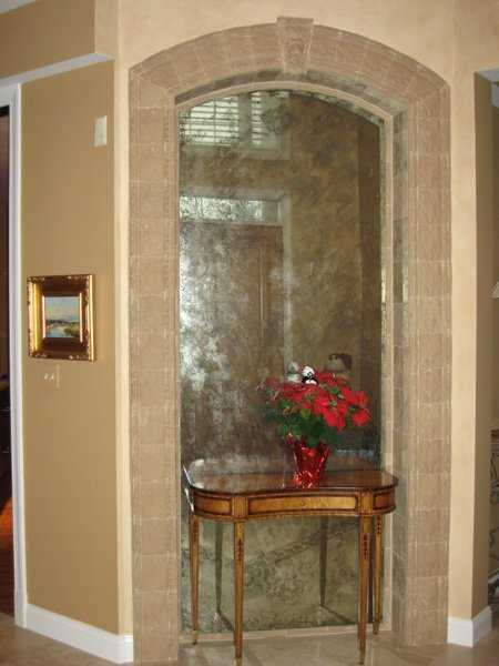 Beveled Mirror Designs Custom Mirrors And Mirrored Walls In Md Dc Va River