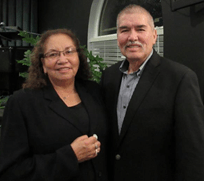 Allan and Carole O'Soup