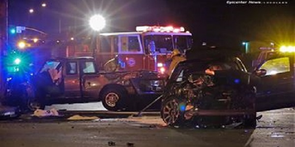 Alcohol believed to be factor in 2 car wreck in Hemet