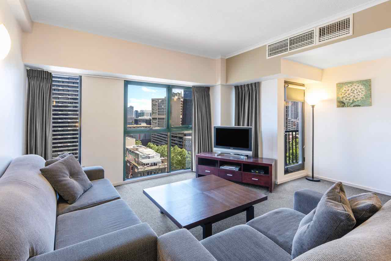 2 Bed Apartment Melbourne Two Bedroom Deluxe Apartment Serviced Apartments