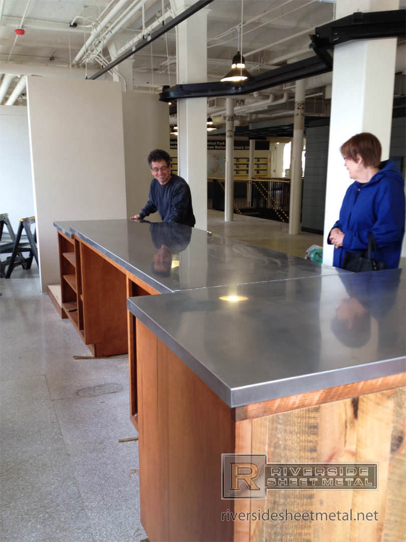 Industrial Kitchen Island For Sale Stainless Steel Counter Tops - Kitchen, Island, Bar