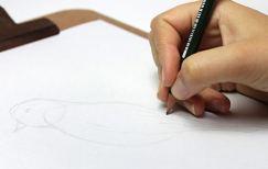 Steve - teen sketching