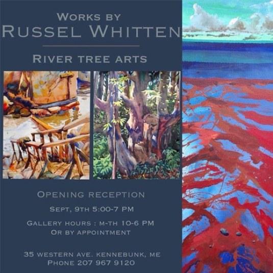 Russel Whitten Show