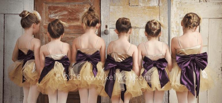 Kelly Roy - Ballerinas