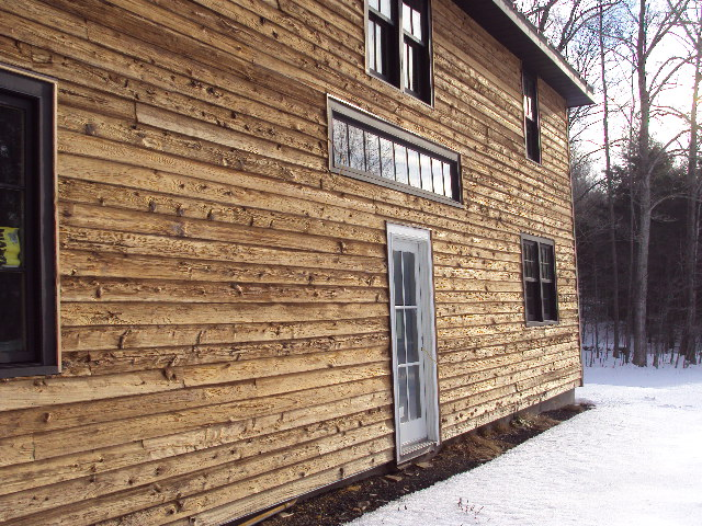 Boards And Beams Weathered Boards And Rustic Hemlock | River Valley Woodworks