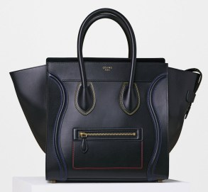 Celine-Mini-Luggage-Tote-Black-3600
