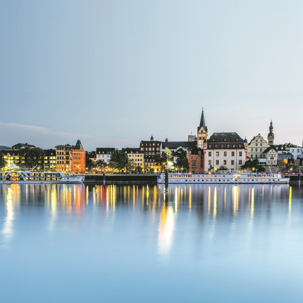 Copy Shop Koblenz Cruise The Heart Of Europe Riviera River Cruises