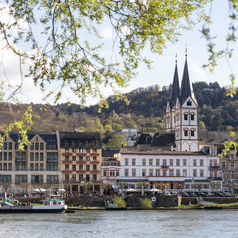 Copy Shop Koblenz Rhine Moselle River Cruise Riviera River Cruises