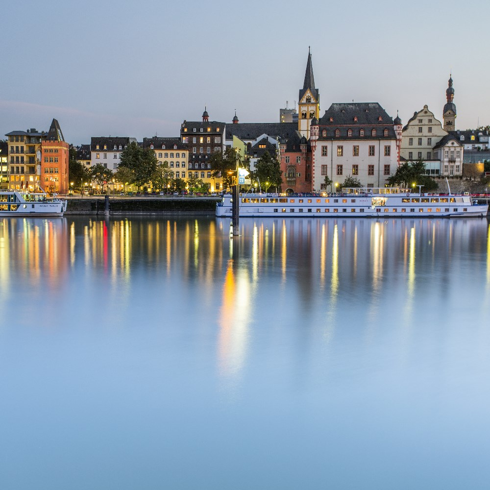 Copy Shop Koblenz Rhine Cruise To Switzerland Riviera River Cruises
