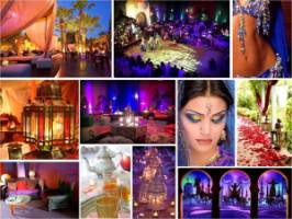 Arabian Nights Wedding Me
