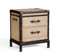 Redford Trunk Bedside Table | Pottery Barn