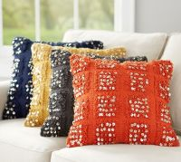 Moroccan Wedding Blanket Pillow Cover | Pottery Barn