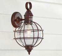 Fisherman's Indoor/Outdoor Sconce | Pottery Barn
