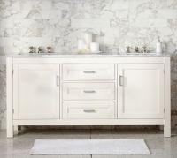 Maxfield Double Sink Console | Pottery Barn