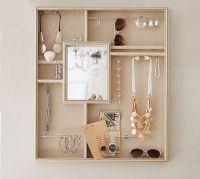 Blake Wall Mount Jewelry Display | Pottery Barn