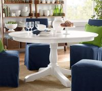 Owen Extending Pedestal Dining Table | Pottery Barn