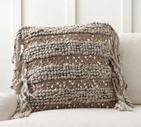 Nadia Moroccan Pillow Cover | Pottery Barn